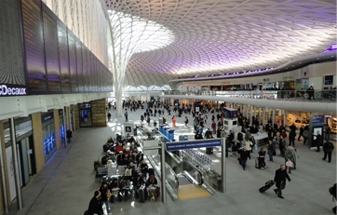 Kings Cross Station Redevelopment Programme - Design image