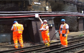 Farringdon Station Redevelopment - Enabling works strategy and delivery image