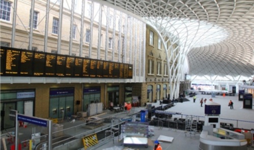 Kings Cross Station Regeneration Programme - Telecommunications image
