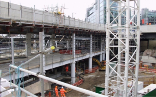 Paddington Integrated Project - Communications Engineering image