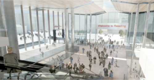Reading Station Area Redevelopment - Telecommunications image