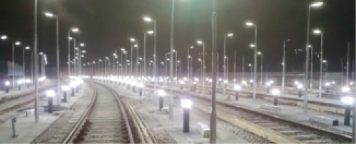 Silwood Sidings - LV, Lighting and SISS image