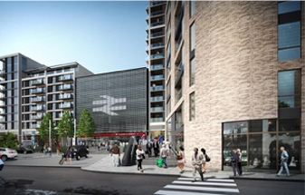 Solum Regeneration - Guildford station area redevelopment image