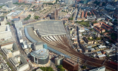 Wessex Capacity Enhancement - Waterloo Station & Outlying Areas image