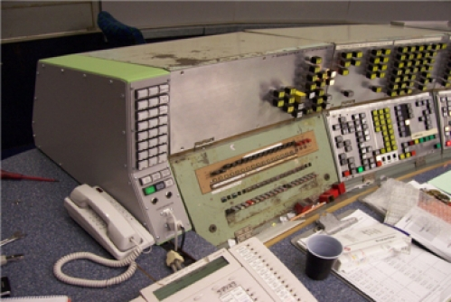 Piccadilly Line Extension - Signal Post Telephone System image