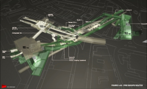 Victoria Station Upgrade - RIBA C Communications Design image