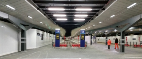 Major milestone achieved at London Bridge Station Redevelopment image