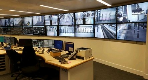 New station control room goes live at London Bridge image
